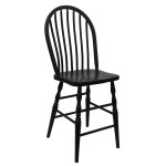3624ST Bow Spindle Barstool