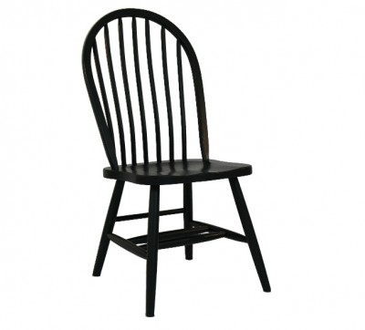 36S Bow Spindle Side Chair