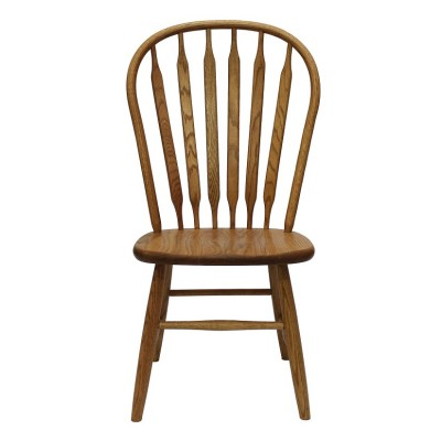 4058S Bent Paddle Side Chair