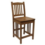 4324QSST Grand Mission Barstool