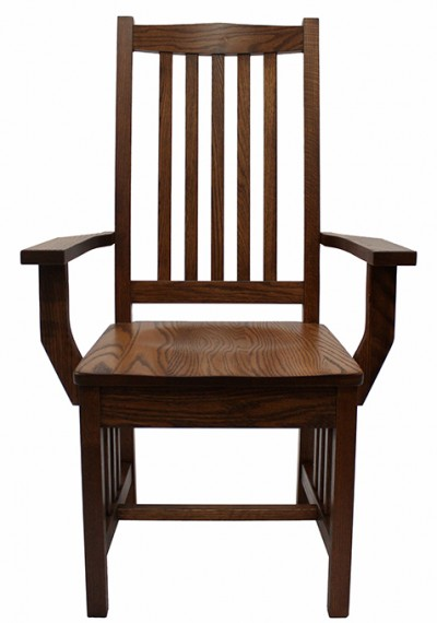 43A Grand Mission Arm Chair