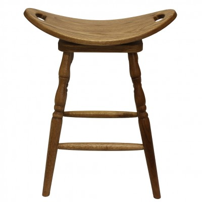 5924SW Amish Swivel Stool