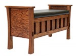 8SBF Breckenridge Bench