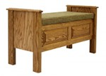 6SBF Comstock Bench
