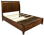 Covington Storage Bed